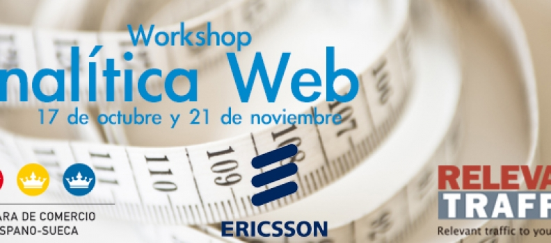 Workshop Avanzado Analítica-Web de Relevant Traffic-CCHS