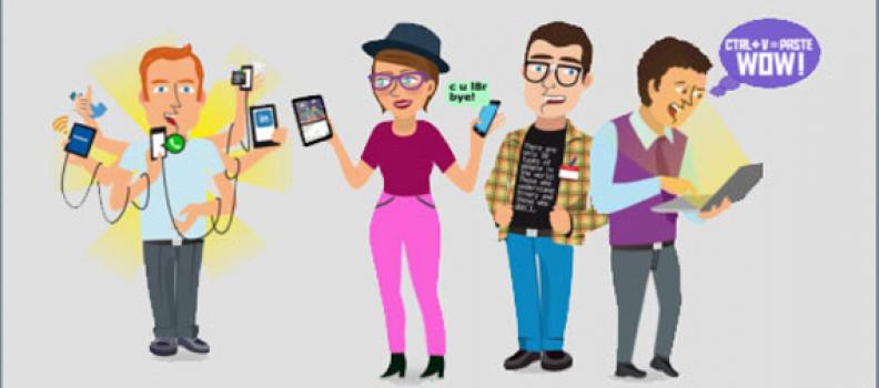 Los nuevos roles activos de los consumidores