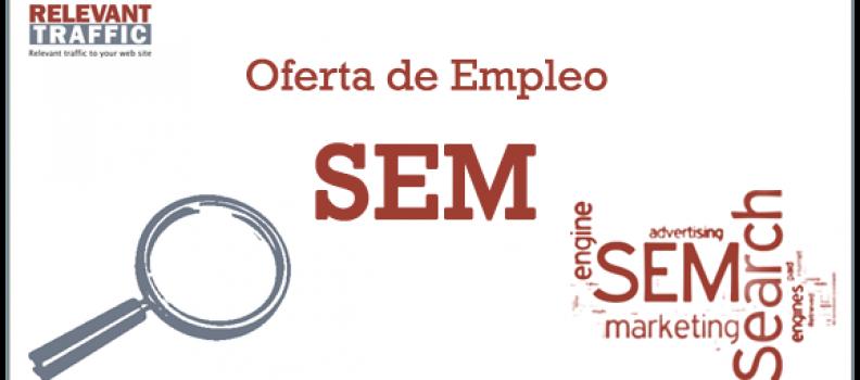 Oferta de beca: departamento SEM idioma alemán
