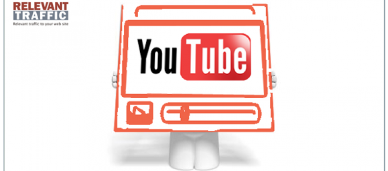 Youtube: Usuario que ve, usuario que siente