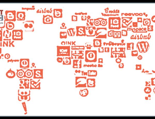 [Infografía] Mapa de las redes sociales 2015